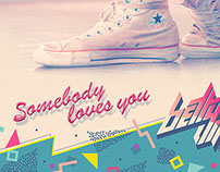 Somebody Loves You Single Cover
