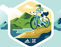 Adidas - Stickers
