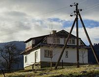 Carpathian in winter