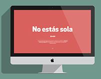 Ley 26485 - Web Interactiva - Diseño de Información