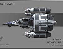 """The Last Star Fighter """"Gunstar"""""""