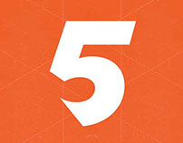 Spark5 Design & Marketing: Visual Identity & Branding
