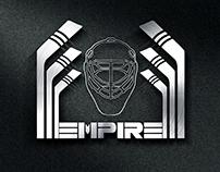 Logo for a Hockey Stick Company