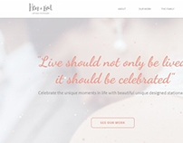 Hoot & Howl Website Design