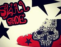 Skull shoe!!!
