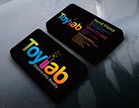 Toylab Business Card