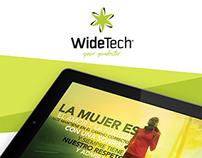 WIDETECH - Design