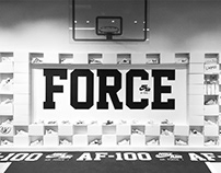 NIKE FORCE STUDIO 2017