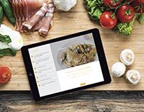 Sizzle Recipe App