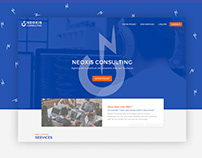 Neoxis Consulting | Branding - Web agency