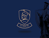 Ly Thai To International College branding