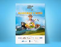 ALGECIRAS Y HOBO Afiche y programación