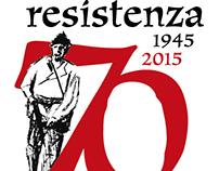 Logo Design | 70° Resistenza