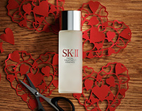 SK-II Social Media Advertising