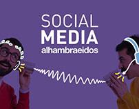 Social Media | Alhambra-Eidos
