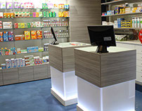 Farmacia Fontcuberta, Montornès del Vallés