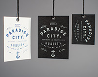 Paradise City USA -  Menswear