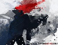 Digital Splatter Art