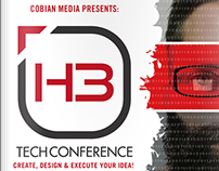 H3 Tech Conference | Hacker, Hipster & Hustler