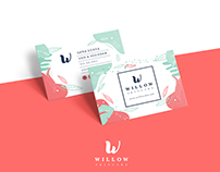 Willow Skincare | Visual System