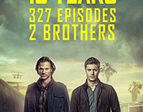 SUPERNATURAL FINALE Poster (unofficial)