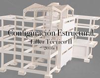 CB_Técnico II: Ejercicio 3_Configuración Estructural