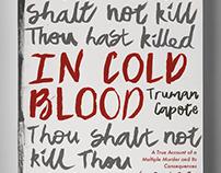 Penguin Random House Design Award 2017, In cold Blood