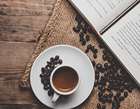 XƯỞNG Coffee F&B Photography