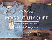 Sonoma Men's Promotional Items 2014 - 2015