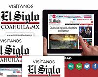 Siglo de Torreón - Campañas internas