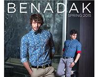 Benadak Spring 2015