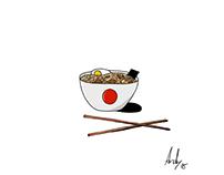 Someone fancy a bowl of good Japanese ramen?
