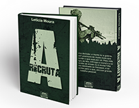Capa do livro + Cartaz + Marca página + Backdrop