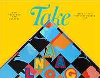 Take Magazine 05 Analog Issue
