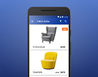 IKEA — Concept Material Design