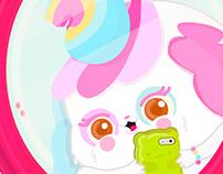 Pictoplasma's #CharacterSelfieProject