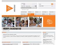 Site da Escola Vera Cruz