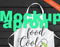 Mockup Apron