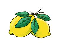 Lovely Sorrento logo