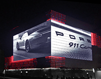 Porsche Crocus City Moscow