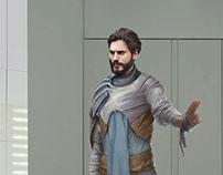 Jedi Costume variations
