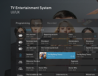 TV Entertainment System