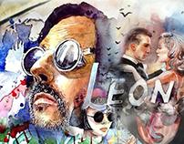Movie Illustrations 1