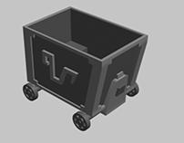 3D Model from concept art 2