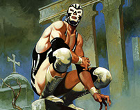 DOCTOR WAGNER MEXICAN WRESTLER
