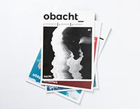 """""""obacht_"""" Magazine"""