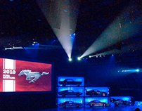 Mustang Launch - Ford Motor Company