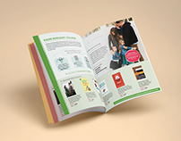 Brochure/Product Flyer Layout Design
