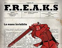 Agents of FREAKS