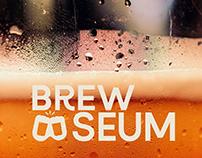 Brewseum Branding